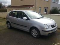 Volkswagon polo 1.4tdi