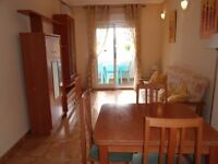 ***SPAIN, COSTA BLANCA*** Excellent Condition Fully Furnished One Bed Apartment With Pool.