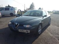 190BHP Alfa Romeo 156 2.5 V6 24v 6 Speed Manual