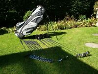 Mens Full Set left hand golf clubs