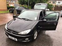 2006 Peugeot 206 1.4 Verve 5dr 1 FORMER KEEPERS Low Mileage @07445775115