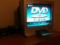 "DIGILOGIC PORTABLE 14"" TV DVD COMBI MUST GO"