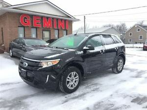 2014 Ford Edge SEL Roof Navi 20's Remote Start