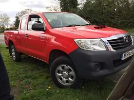 Toyota Hilux King Cab 5 Seater