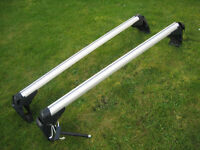 Audi a6 saloon roof bars