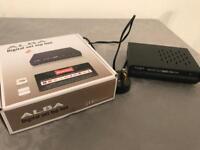 Digital set top box: ALBA CDVB
