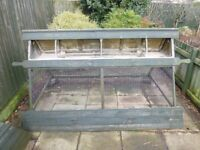 Chicken Coop, Large, for up to 8-10 birds, plus all you need to get started.