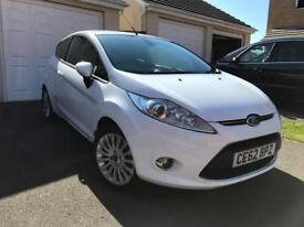 Ford Fiesta 1.4 titanium high spec!