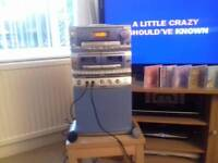 GOODMANS KARAOKE MACHINE