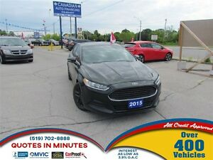 2015 Ford Fusion SE | BACKUP CAMERA | SAT RADIO | BLUETOOTH