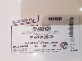 Spare ticket for The Charlatans @ Brixton Academy