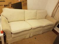 nice cheap 3 person sofa