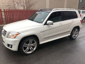 2010 Mercedes-Benz GLK-Class 350, Automatic, Leather, Panoramic
