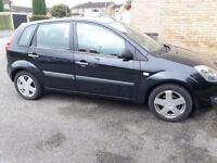 2006 Ford Fiesta - Sale - 46,000 Miles - Black - Lovely Car!