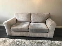Next 2 Seater Sofa & Matching 1 Seater Chair
