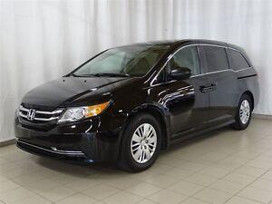 2014 Honda Odyssey LX, Garantie Honda Compréhensif 120 000 KMS