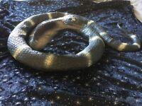 Halloween snake decoration