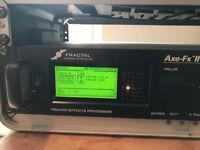 Fractal Audio Axe Fx II XL