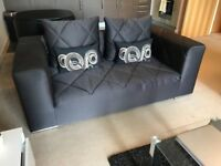 Dwell 2 Seater Quilted Sofa