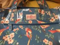 Cath Kidston Tote Shopping Bag - Bird Print