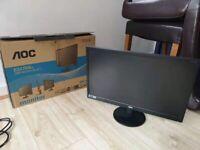 AOC E2270s LED 21.5'' used monitor