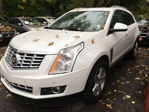 2013 Cadillac SRX Performance