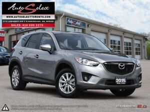 2015 Mazda CX-5 AWD ONLY 109K! **BACK-UP CAMERA**SUNROOF**GS...