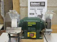 Record Power Bench Grinder model RPBG6