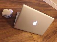 """Apple MacBook Pro 15"""", 2.2ghz Intel i7 quad core CPU, 8GB ram, 500GB hard drive, Radeon 6750"""