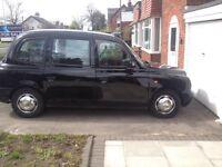 Tx2 black taxi ,05 model