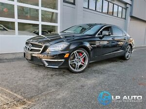 2012 Mercedes-Benz CLS-Class CLS63 AMG! Lease and Finance Availa