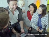 Creative workshops and tuition using your iPad