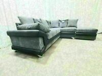 🔵💖🔴LOWEST PRICE OFFER 🔴DINO JUMBO CORD FABRIC LEFT OR RIGHT CORNER OR 3+2 SOFA SET -CALL NOW