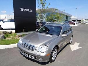2005 Mercedes-Benz C-Class VERY CLEAN AND WELL