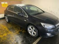 Black Vauxhall Astra Auto!! Quick sale hence price