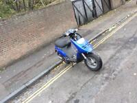 2004 53 PIAGGIO typhoon need tlc £400ono