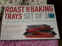 Roast and Baking Trays from Sensible Solutions