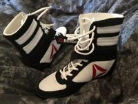 Reebok boxing boots (size 8)