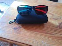 3D glasses x 3