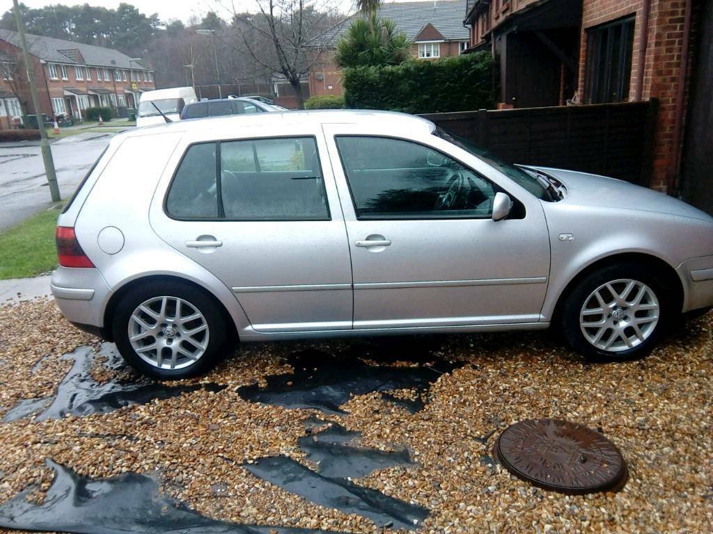 VW Golf V5 2.3L , 170 bhp 2003 , Manual , Personal Plate , Spares