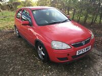 Vauxhall Corsa, Spares and repairs