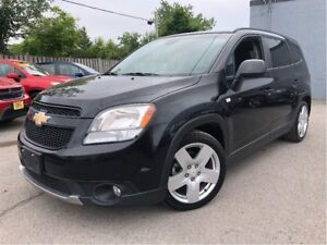 2012 Chevrolet Orlando 1LT 7 PASSENGER POWER SEAT BIG MAG WHEELS