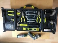 Tool kit and drill