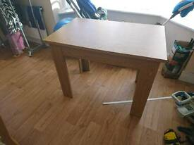 Table (no chairs)