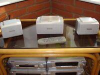 TECHNICS HIFI STEREO STACKING SYSTEM