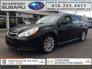 2012 Subaru Legacy 3.6R Limited PKG, FROM 1.9% FINANCING AVAILAB