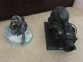 Cod figure and night vision