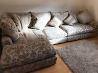 Large Ashley manor corner sofa
