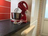 Crofton electric food mixer