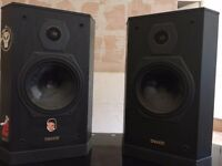Tannoy 607ii 2-way Stereo Loudspeakers